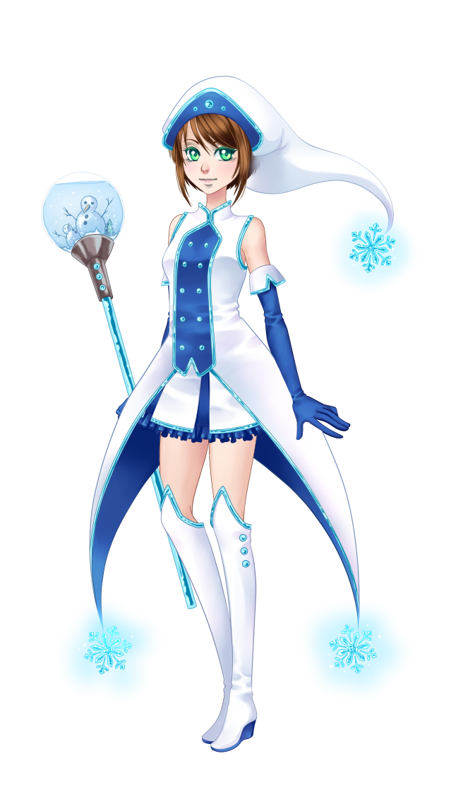 Noël 2014 Magical Girl.png
