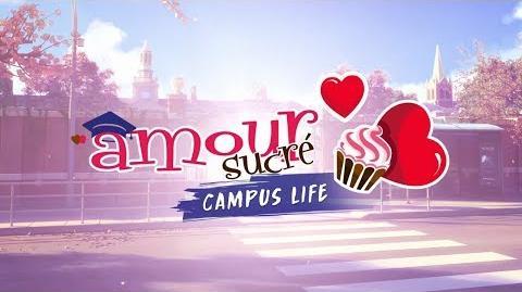 Amour Sucré - Campus Life Trailer
