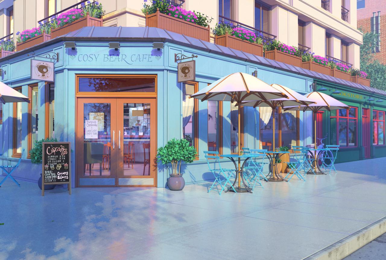 Cosy Bear Café