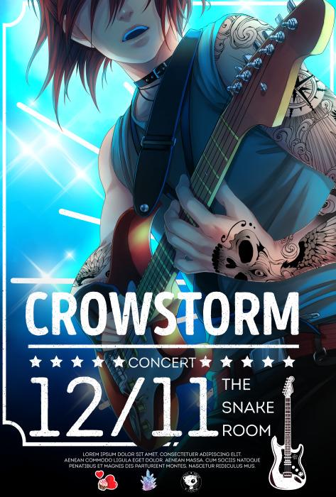 Crowstorm
