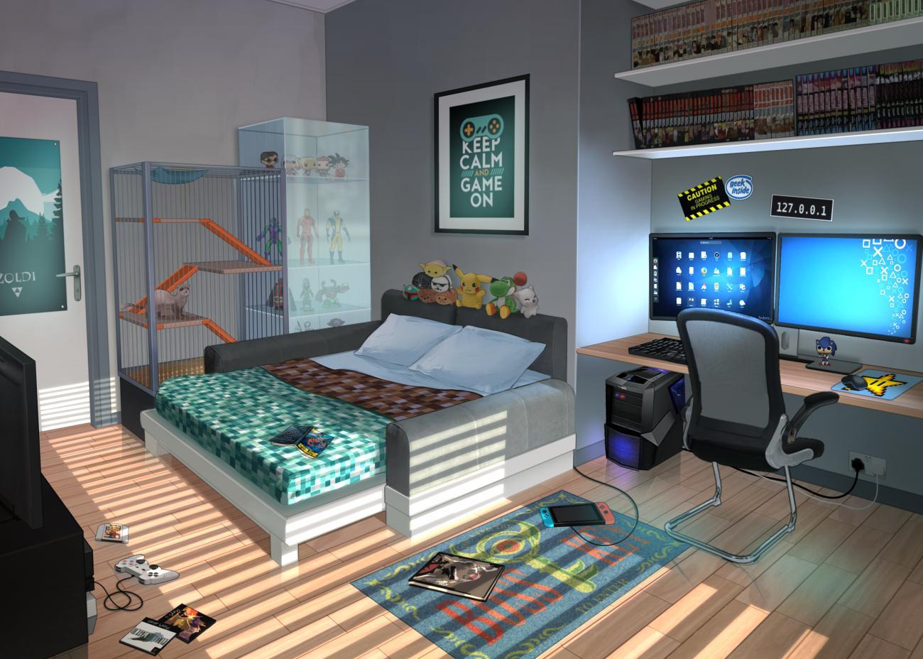 Chambre Armin