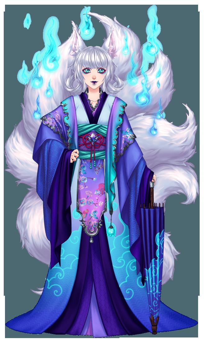Kitsune Ghost