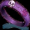 Bague crâne violette.png