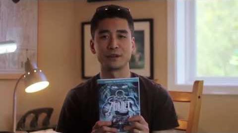 Kazu Kibuishi Introduces Amulet 6