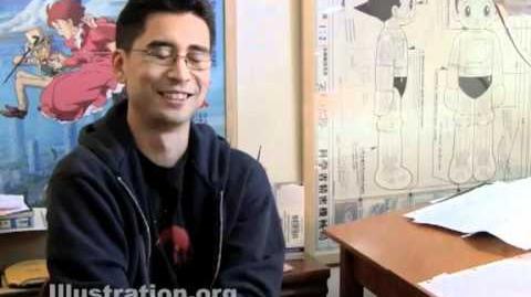 Kazu Kibuishi Interview (Part 1 of 3)