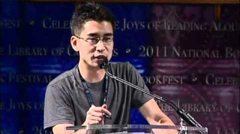 Kazu Kibuishi 2011 National Book Festival