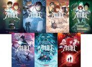Amulet Series Books