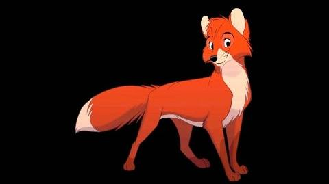 """Tod The Fox Sings """"The Girl You Left Behind"""""""