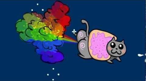 Nyan Cat Fat original