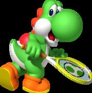 180px-Yoshi Artwork - Mario Tennis Open