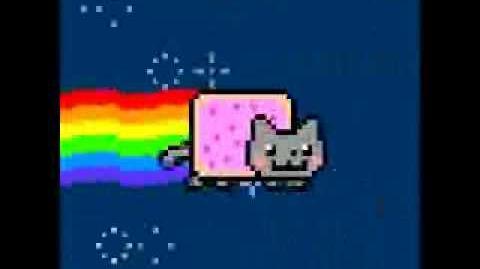 Nyan Cat 10 hours (original)-0