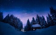 Snow-winter-night-sky-wallpaper-1