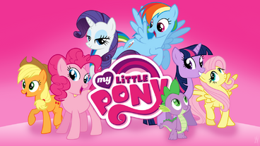 My little pony logo ponyville review blogger.png