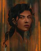 Laia portrait