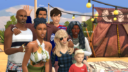 FoundFamily2 byBook2Sims