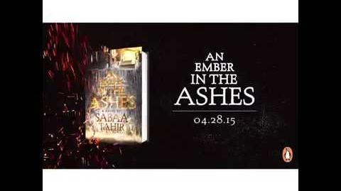 """AN EMBER IN THE ASHES - By Sabaa Tahir - """"Laia"""" Character Trailer"""