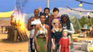 FoundFamily1 byBook2Sims