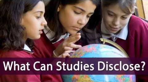 What_Can_Studies_Disclose?