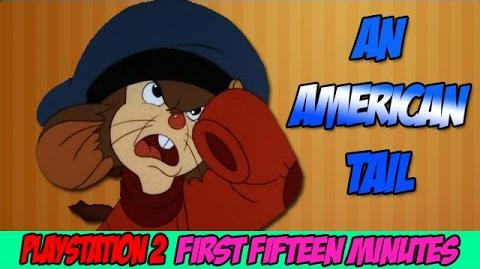 An American Tail (PlayStation 2) First 15 Minutes!