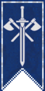 White Colony Banner