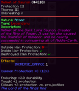 Sauronshelmet