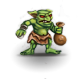 Goblin rockthrower