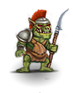 Hill orc sergeant