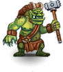 Antediluvian troll