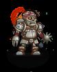 Steel zombie