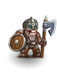 Dwarven guardian spirit