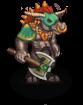 Minotaur emperor