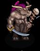 Minotaur mage