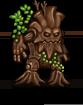 Animated tree