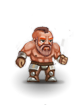 Muscular dwarf
