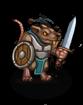 Ratling warlord
