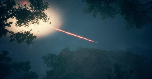 The Green Rock Pathway - Meteorite.png
