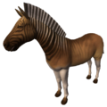 Miocene African Horse (Hipparion).png
