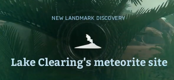 Lake Clearing's meteorite site.png