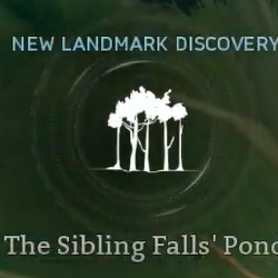 The Sibling Falls' Pond