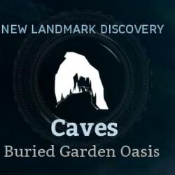 Buried Garden Oasis