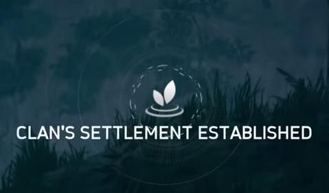Clan's Settlement Established.png