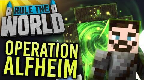 Minecraft Rule The World 35 - Operation Alfheim