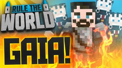 Minecraft Rule The World 48 - Gaia Guardian Battle!