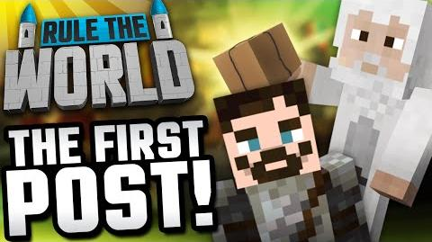 Modded Minecraft Rule The World 29 - The First Post