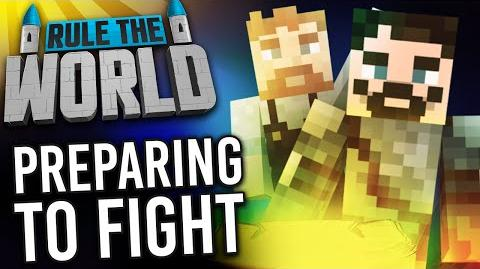 Minecraft Mods - Rule The World 47 - Preparing for Battle