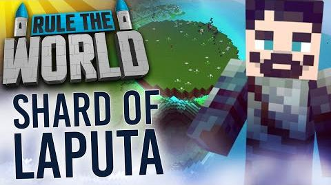Minecraft Rule The World 55 - Island In The Sky