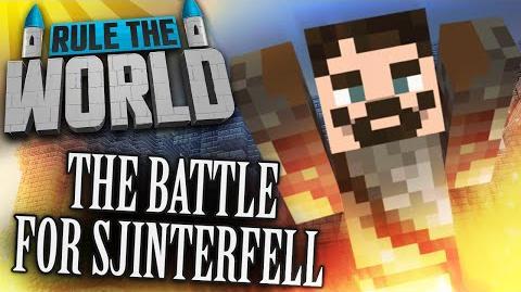 Minecraft Rule The World 52 - The Battle for Sjinterfell