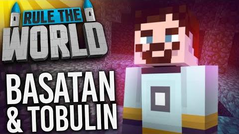 Minecraft Rule The World 80 - Basatan and Tobulin