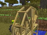 Waterwheel Generator