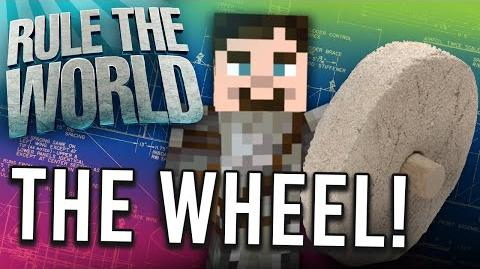 Minecraft Rule The World 2 - Inventing The Wheel